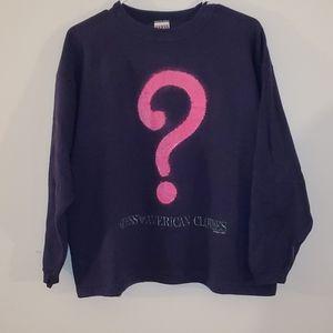 80s vtg Guess sweatshirt FIRM
